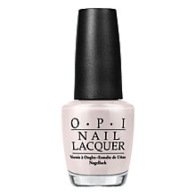 Buy OPI Nail Lacquer Breakfast At Tiffany's Collection, 15ml Online at johnlewis.com