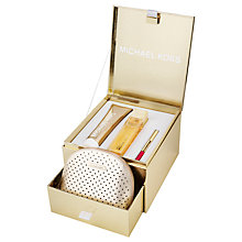 Buy Michael Kors Sexy Amber 100ml Eau de Parfum Deluxe Gift Set Online at johnlewis.com