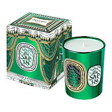 Buy Diptyque Le Roi Sapin Scented Candle, 70g Online at johnlewis.com