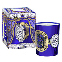 Buy Diptyque Un Encens Etoile Scented Candle, 190g Online at johnlewis.com