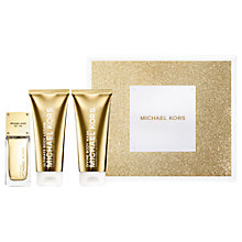 Buy Michael Kors Sexy Amber 50ml Eau de Parfum Fragrance Gift Set Online at johnlewis.com