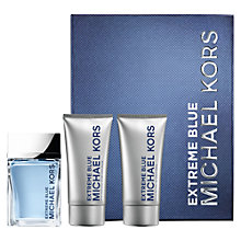 Buy Michael Kors Extreme Blue 120ml Eau de Toilette Fragrance Gift Set Online at johnlewis.com