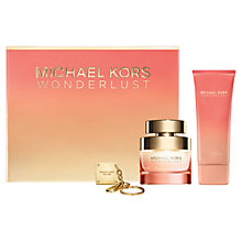 Buy Michael Kors Wonderlust 50ml Eau de Parfum Fragrance Gift Set Online at johnlewis.com