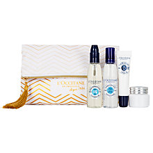 Buy L'Occitane Shea Butter Skincare Starter Set Online at johnlewis.com