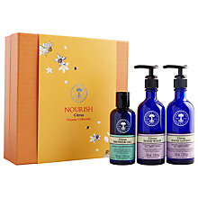 Buy Neal's Yard Nourish Citrus Organic Body Collection Online at johnlewis.com