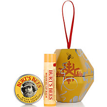 Buy Burt's Bees® Bee-inspired Beeswax Gift Set Online at johnlewis.com