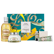 Buy L'Occitane Delicious Almond Gift Collection Online at johnlewis.com