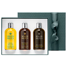 Buy Molton Brown Iconic Body Washes Gift Set For Him Online at johnlewis.com
