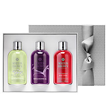 Buy Molton Brown Bathing Indulgence For Her Gift Set Online at johnlewis.com