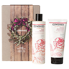 Buy Cowshed Blissful Bath & Body Duo Online at johnlewis.com