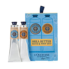 Buy L'Occitane Shea Butter Hand & Foot Duo Online at johnlewis.com