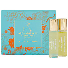 Buy Aromatherapy Associates Instant Wellbeing  Gift Set Online at johnlewis.com