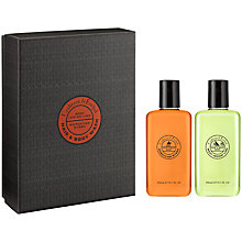 Buy Crabtree & Evelyn Mens Hair & Body Wash Duo Online at johnlewis.com