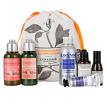 Buy L'Occitane Aromachologie Repair & Relax Set Online at johnlewis.com