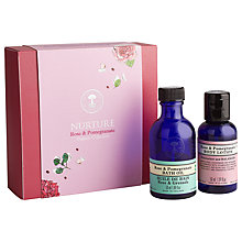 Buy Neal's Yard Nurture Rose & Pomegranate Collection Online at johnlewis.com