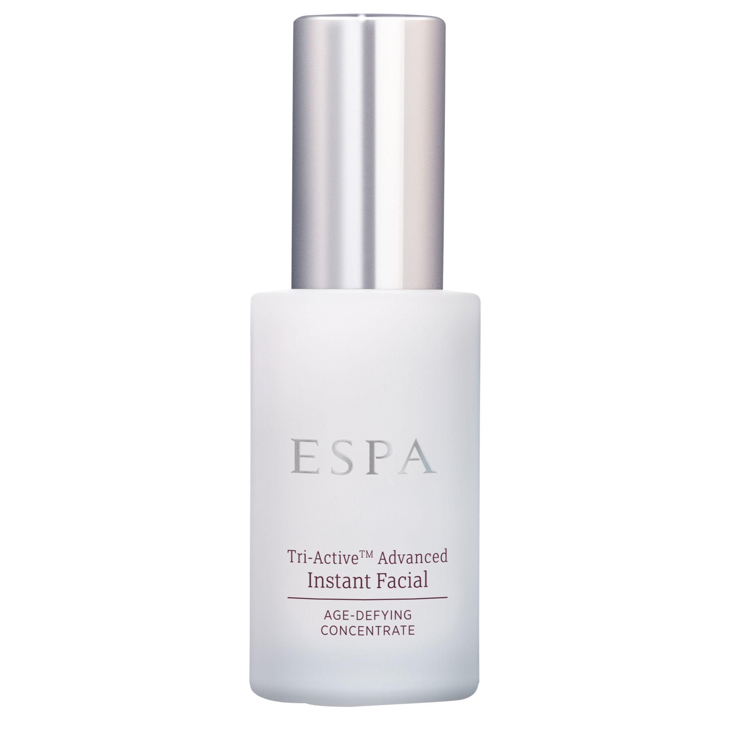 ESPA ESPA Tri-Active Advanced Instant Facial Age-Defying Concentrate, 30ml