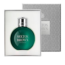 Buy Molton Brown Fabled Juniper Berries & Lapp Pine Festive Bauble Shower Gel, 75ml Online at johnlewis.com