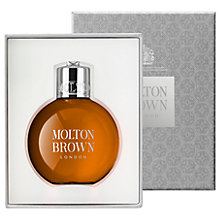 Buy Molton Brown  Black Peppercorn Festive Bauble Body Wash, 75ml Online at johnlewis.com