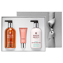 Buy Molton Brown Heavenly Gingerlily Hand Care Gift Set Online at johnlewis.com
