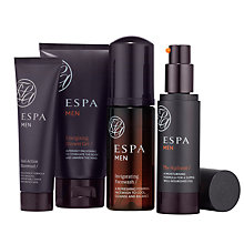 Buy ESPA Men's Skincare Survival Kit Online at johnlewis.com