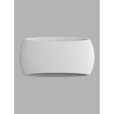 Buy Astro Aria 300 Wall Light White John Lewis