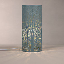 Buy John Lewis Devon Table Lamp, Eucalyptus Online at johnlewis.com
