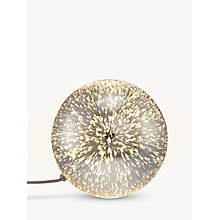Buy John Lewis Oberon Holographic Table Light, Multi Online at johnlewis.com