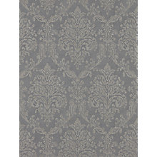 Buy Sanderson Waterperry Riverside Damask Wallpaper Online at johnlewis.com