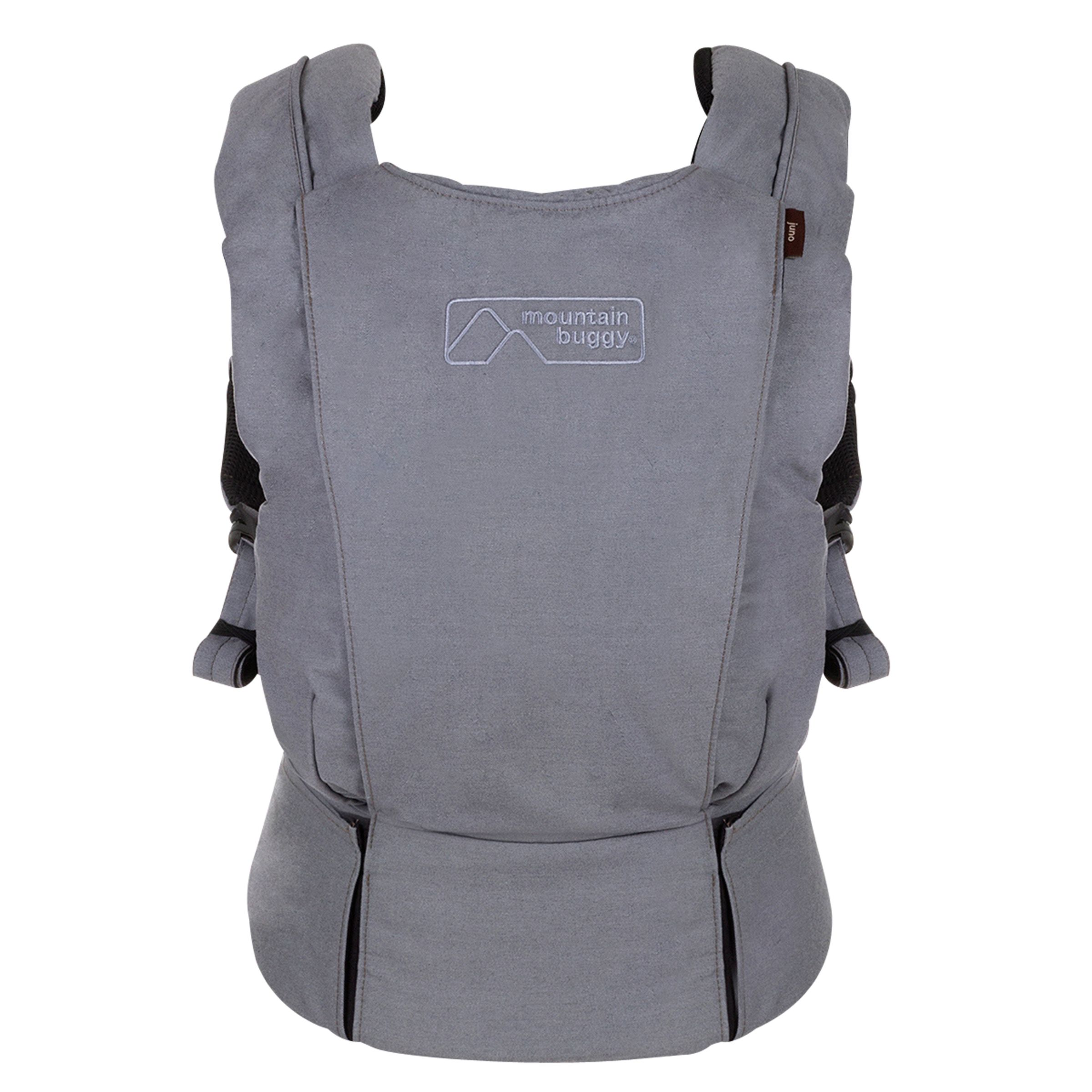 Mountain Buggy Mountain Buggy Juno Baby Carrier, Charcoal Grey