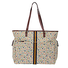 Buy Pink Lining Henrietta Busy Bees Tote Changing Bag Online at johnlewis.com