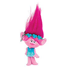 Buy DreamWorks Trolls Poppy or Branch Keyring, Assorted Online at johnlewis.com