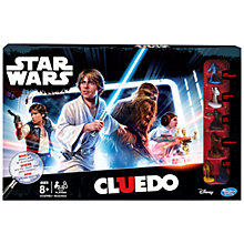 Buy Cluedo Star Wars Board Game Online at johnlewis.com