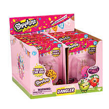 Buy Shopkins Keyrings Online at johnlewis.com