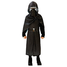 Buy Kylo Ren Deluxe Children's Costume, 7-8 years Online at johnlewis.com