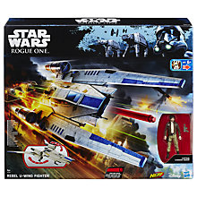 Buy Star Wars Rogue One U-Wing Fighter Online at johnlewis.com
