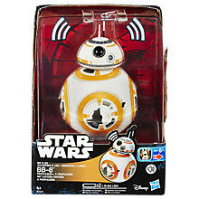 Buy Star Wars Rip 'N Go BB-8 Spinning Droid Online at johnlewis.com