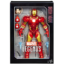 "Buy Marvel Legends Series Avengers Iron Man 12"" Figure Online at johnlewis.com"