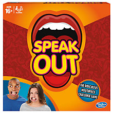 Buy Speak Out Game Online at johnlewis.com