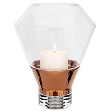 Buy Tom Dixon Tank Lantern Candle Holder Online at johnlewis.com