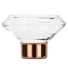 Buy Tom Dixon Tank Tea Light Holder Online at johnlewis.com