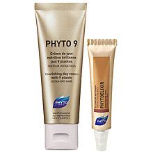 Buy Phyto 9 Nourish Day Cream, 50ml: With FREE Gift Online at johnlewis.com