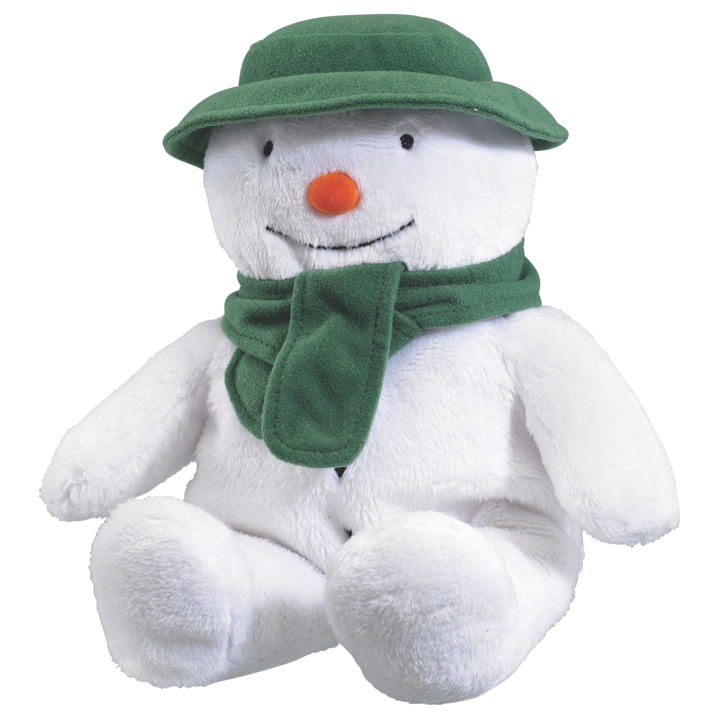 The Snowman The Snowman Cuddly Soft Toy