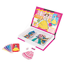 Buy Janod Princess Magnetibook Online at johnlewis.com