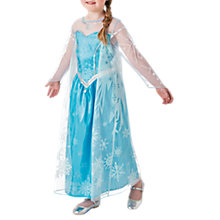 Buy Disney Frozen Elsa's Snow Queen Outft Dressing-Up Costume Online at johnlewis.com