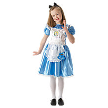 Buy Alice in Wonderland Children's Costume, 5-6 years Online at johnlewis.com