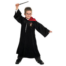 Buy Harry Potter Deluxe Children's Robe, 5-6 years Online at johnlewis.com