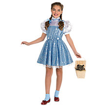 Buy Sequin Dorothy Dressing-Up Costume, 5-6 years Online at johnlewis.com