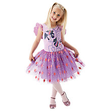 Buy My Little Pony Princess Twilight Sparkle Costume Dress, 5-6 years Online at johnlewis.com