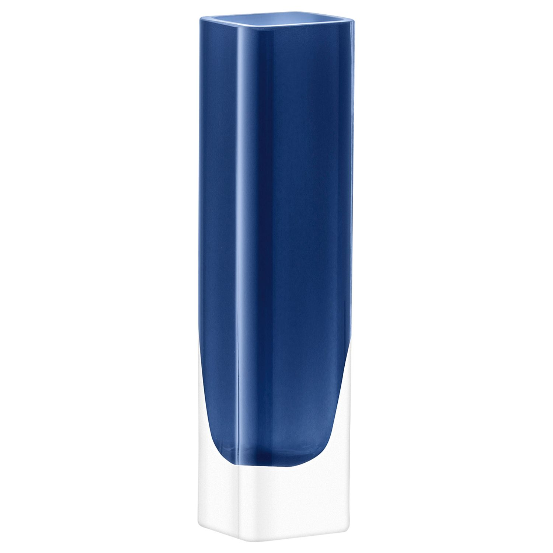 LSA International LSA International Modular 25cm Vase, Sapphire