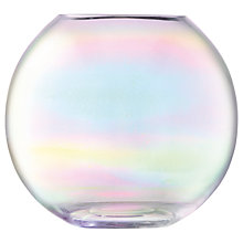 Buy LSA International Pearl Vase, 11cm Online at johnlewis.com